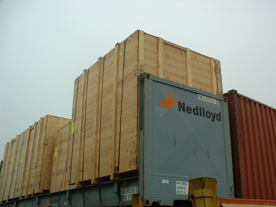 Flat Rack Shipping Containers For Sale