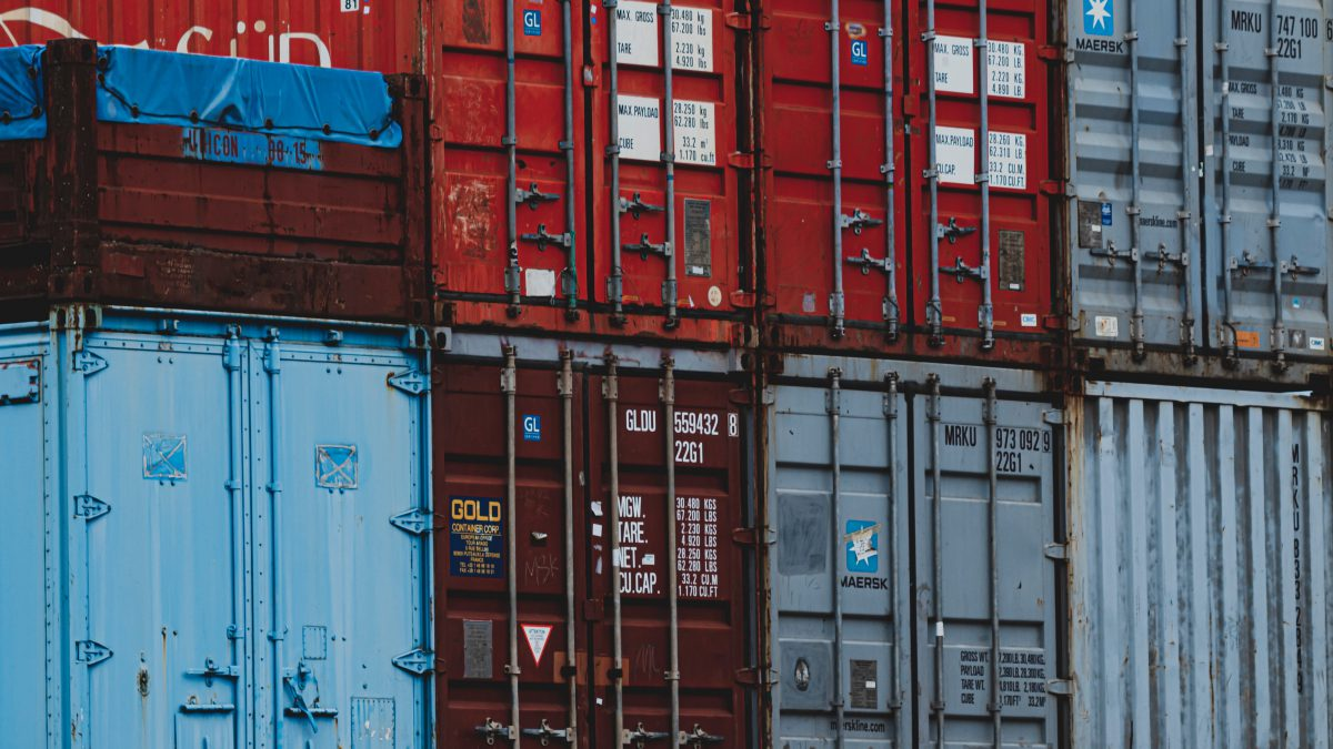 names for shipping containers