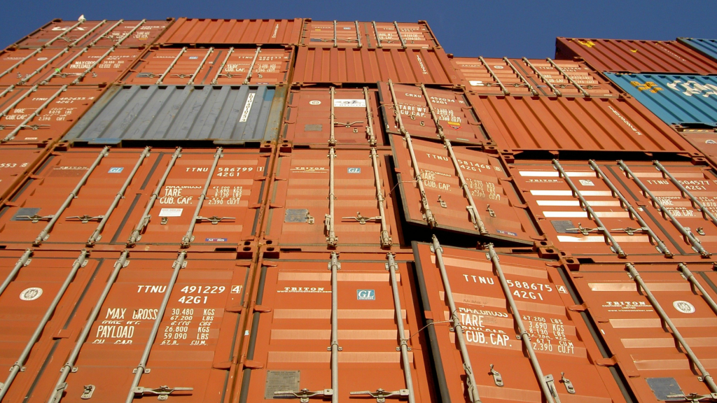 Steel shipping containers for sale
