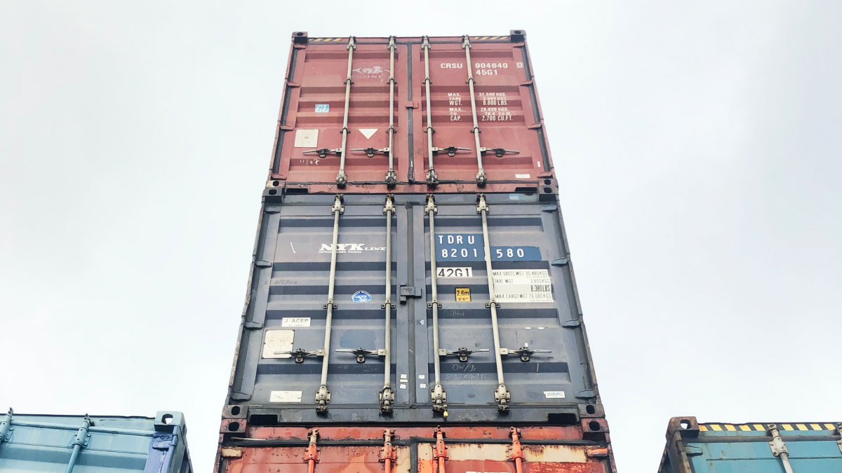 how do I rent a shipping container