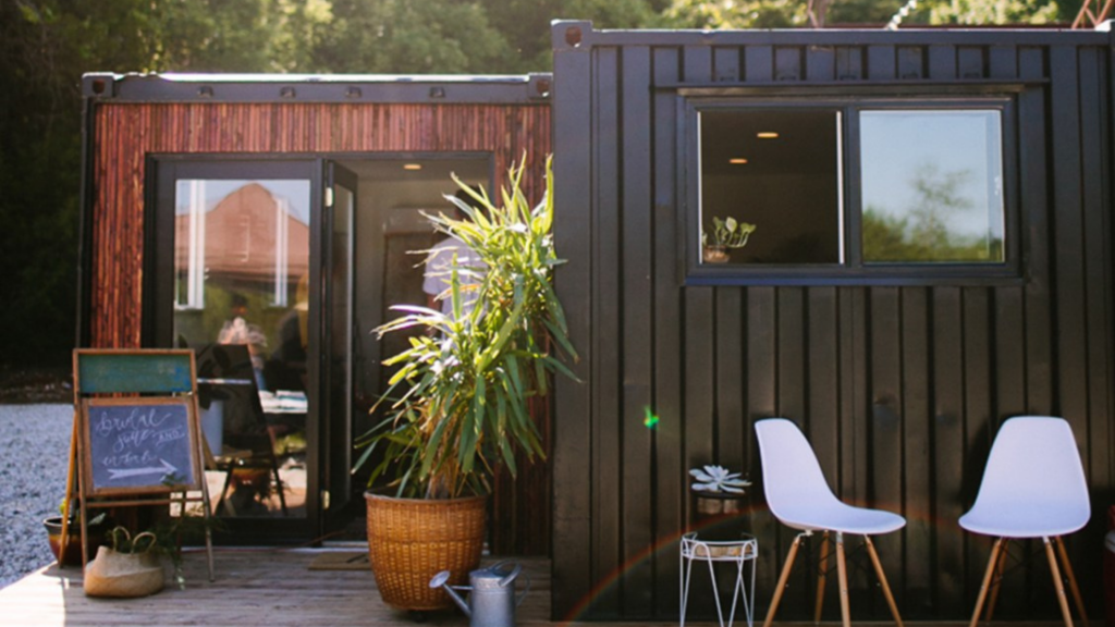shipping container apartments for rent