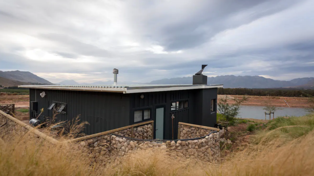 container home for rent, South Africa
